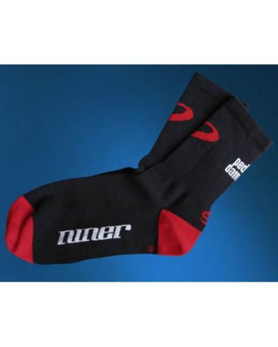 NINER Socks Pedal Damn it,...