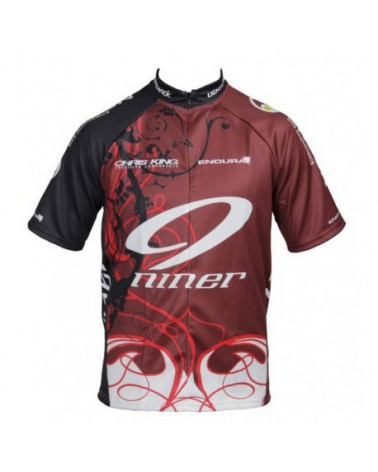 NINER Team Jersey Nine, red...