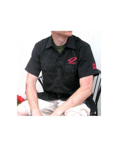 NINER Work Shirt, schwarz,...