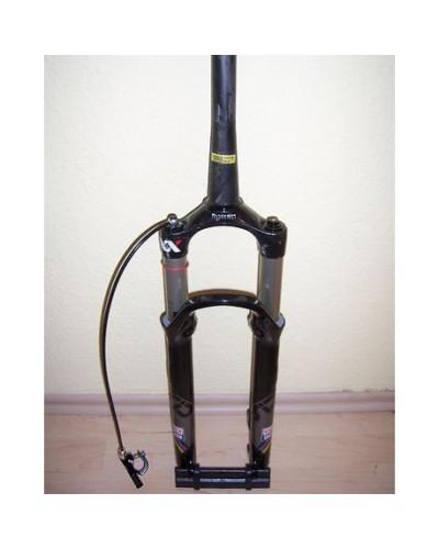 RockShox SID XX 29 WorldCup Gabel, Black, 15 mm Achse