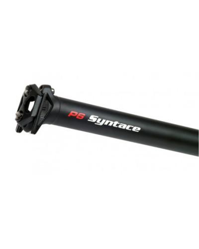 Syntace Sattelstütze P6 Aluminium, schwarz, 30,9 mm
