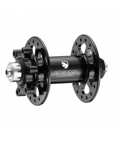 American Classic MTB 130 Disc Brake Hub, QR, black 2016, 32 Hole