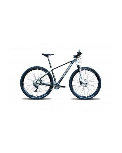 Konstructive TANZANITE Carbon 29er / 650B+ Mountain Bike Rahmen/ frame, pure carbon style, Größe / size extra large