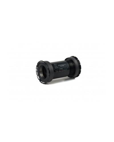 TRIPEAK Twist-Fit bottom bracket PressFit 30 / PressFit 386, Steel Bearings