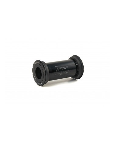 TRIPEAK Twist-Fit bottom bracket BB Right to 24mm Shimano / 24 -22 mm SRAM GXP, Steel Bearings