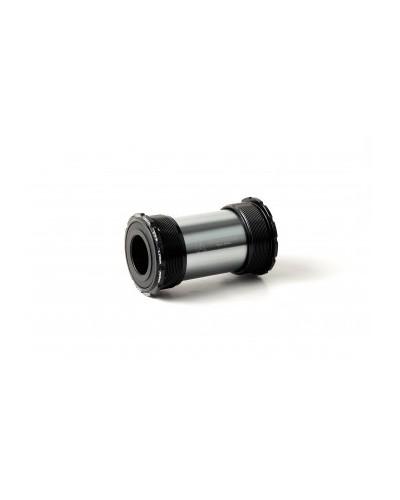 KONSTRUCTIVE Twist-Fit Innenlager Colnago C60/CR1 für 24mm Shimano oder 24-22mm SRAM GXP Achsen, Stahl-Kugellager