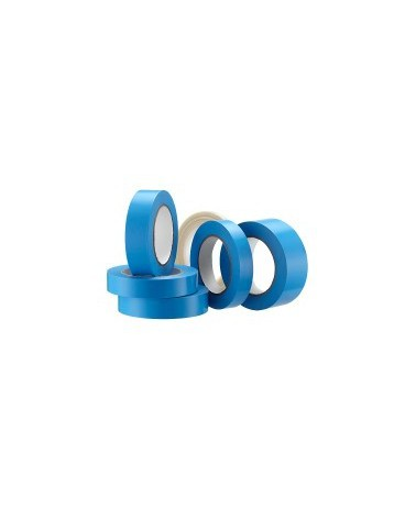 American Classic Blue Tubeless Tape Road, 22 mm width, small roll, 10 meters with fiber-tape