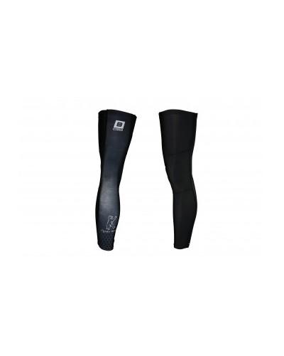 "Konstructive Clothing, Leg Warmers, ""Nano Carbon"" style, black, Größe / size extra large"