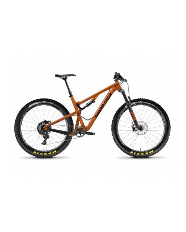 "Santa Cruz Tallboy C 27,5+ Bike with Component Kit ""R"""