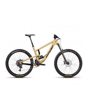 Santa Cruz Nomad C - R Build Kit Bike
