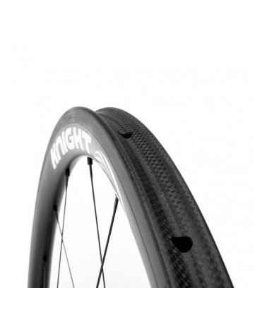"Knight ""Road 35 Tubular"" Wheelset Configurator"