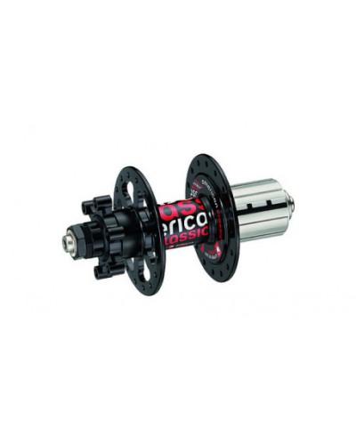 ZTR RACE 29er American Classic Disc Laufradsatz, 32 L., schwarz, dreifach konifizierte DT Revolution Speichen, DT Aluminium Nipp