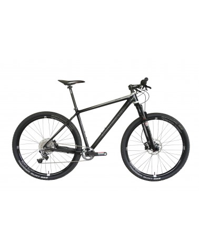 Konstructive IOLITE 29 Mountain Bike Rahmen-Set / frame set, Nano Carbon Design