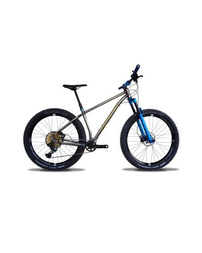 Konstructive TANZANITE Steel 29er / 650B+ Mountain Bike Rahmen/ frame