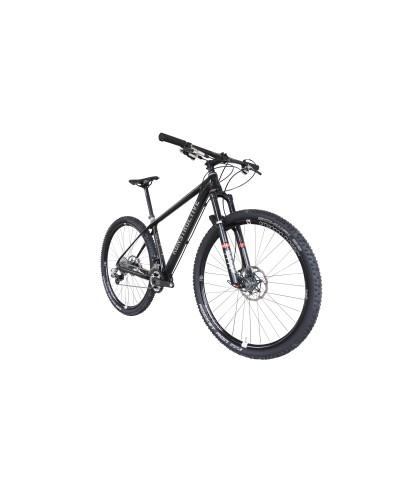 Konstructive TOURMALINE 29er Mountain Bike Rahmen/ frame, pure carbon style