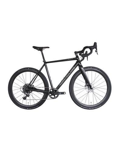 Konstructive ZEOLITE Cyclo-Cross frame, pure carbon style