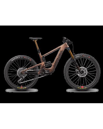 """Santa Cruz Bullit CC 27.5"""" Bike with """"R"""" Component Kit"""