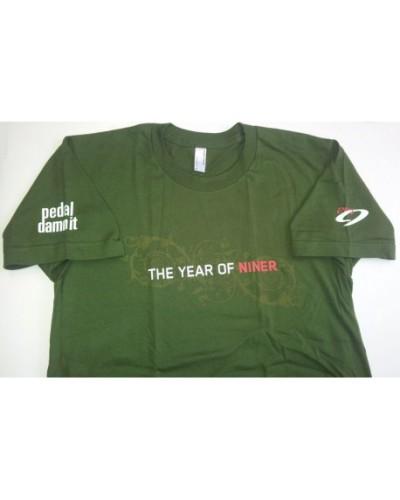 """Niner, T-Shirt """"Year of..."""