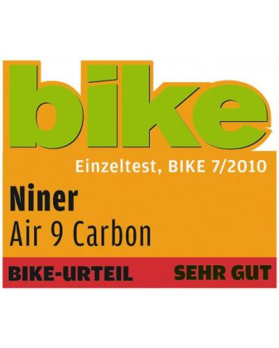 NINER AIR 9 Carbon CYA, large, schwarz-schwarz
