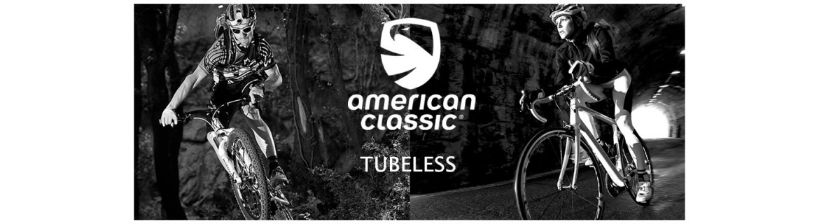 American Classic Wheels for Bikes Tubeless Laufräder für Bikes Rennräder Mountain Bikes Enduro Downhill